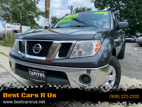 2010 Nissan Frontier for sale at Best Cars R Us in Plainfield NJ