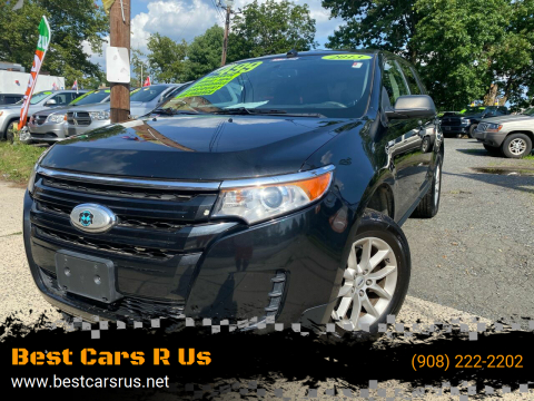 2013 Ford Edge for sale at Best Cars R Us in Plainfield NJ