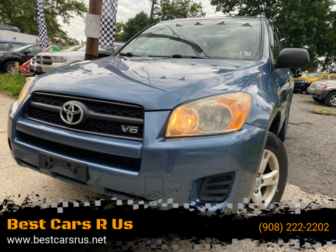 2009 Toyota RAV4 for sale at Best Cars R Us in Plainfield NJ