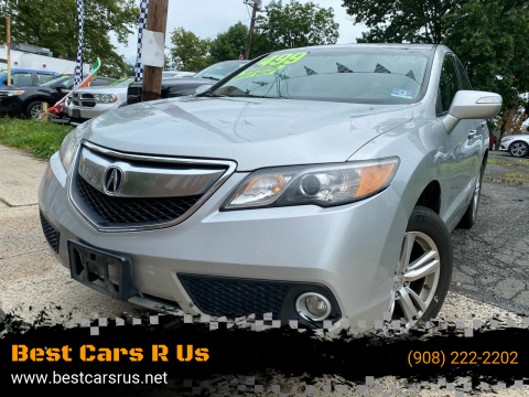 2013 Acura RDX for sale at Best Cars R Us in Plainfield NJ