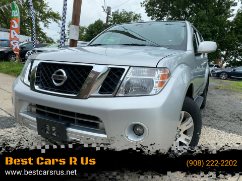 2011 Nissan Pathfinder for sale at Best Cars R Us in Plainfield NJ