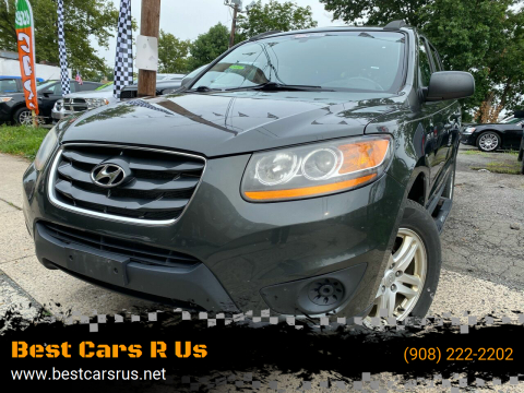 2010 Hyundai Santa Fe for sale at Best Cars R Us in Plainfield NJ