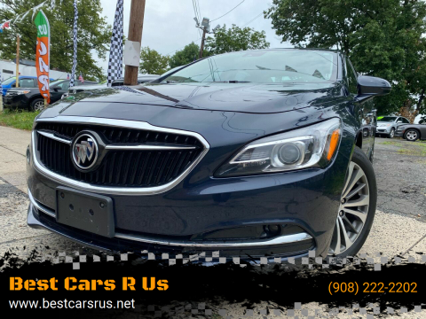 2017 Buick LaCrosse for sale at Best Cars R Us in Plainfield NJ