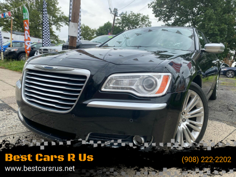 2012 Chrysler 300 for sale at Best Cars R Us in Plainfield NJ