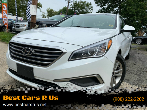 2016 Hyundai Sonata for sale at Best Cars R Us in Plainfield NJ