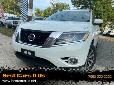 2013 Nissan Pathfinder for sale at Best Cars R Us in Plainfield NJ
