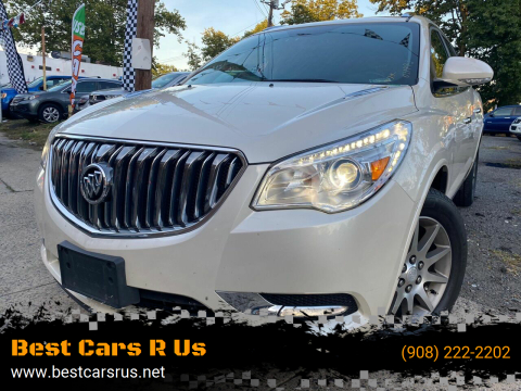 2015 Buick Enclave for sale at Best Cars R Us in Plainfield NJ