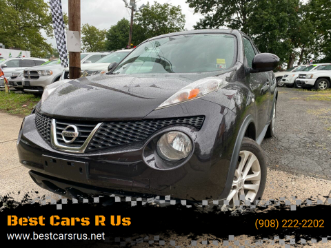 2014 Nissan JUKE for sale at Best Cars R Us in Plainfield NJ