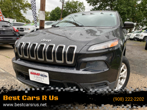 2014 Jeep Cherokee for sale at Best Cars R Us in Plainfield NJ