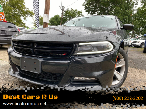 2016 Dodge Charger for sale at Best Cars R Us in Plainfield NJ