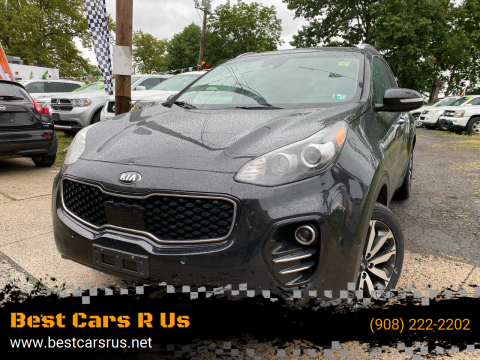 2017 Kia Sportage for sale at Best Cars R Us in Plainfield NJ