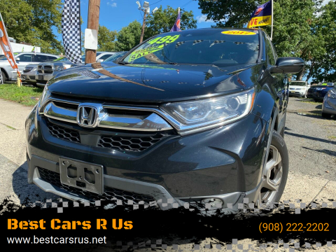 2017 Honda CR-V for sale at Best Cars R Us in Plainfield NJ