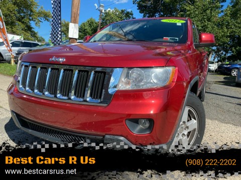 2011 Jeep Grand Cherokee for sale at Best Cars R Us in Plainfield NJ