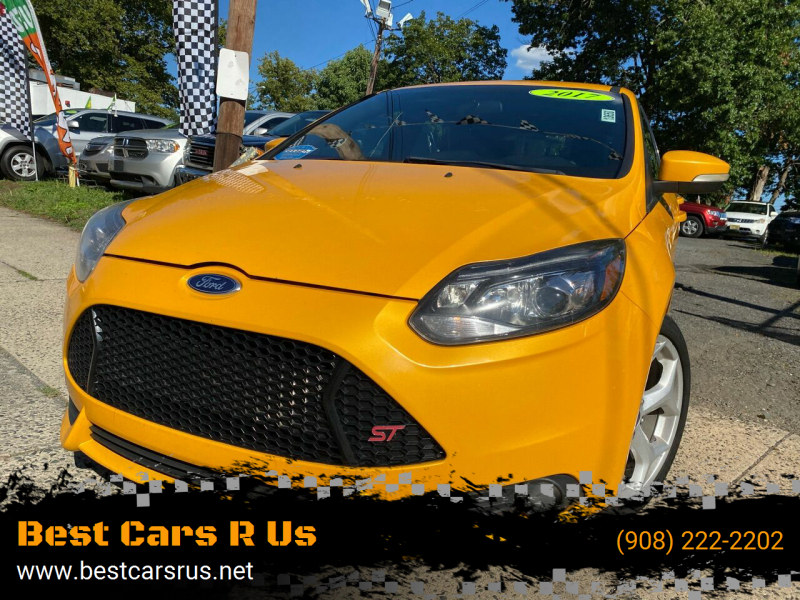 2013 Ford Focus for sale at Best Cars R Us in Plainfield NJ