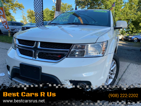 2013 Dodge Journey for sale at Best Cars R Us in Plainfield NJ