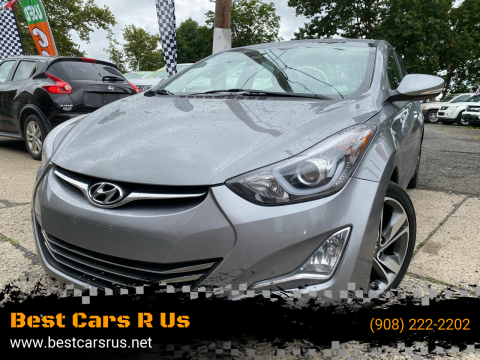 2015 Hyundai Elantra for sale at Best Cars R Us in Plainfield NJ