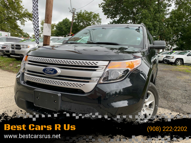 2013 Ford Explorer for sale at Best Cars R Us in Plainfield NJ
