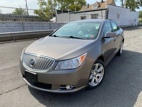 2012 Buick LaCrosse for sale at Best Cars R Us in Plainfield NJ