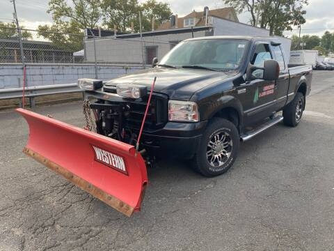 2005 Ford F-250 Super Duty for sale at Best Cars R Us in Plainfield NJ