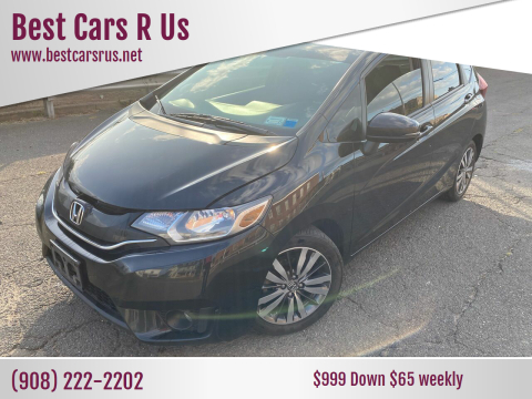 2015 Honda Fit for sale at Best Cars R Us in Plainfield NJ