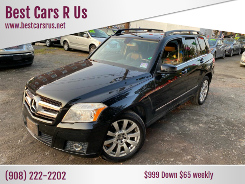 2011 Mercedes-Benz GLK for sale at Best Cars R Us in Plainfield NJ