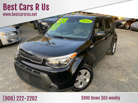 2016 Kia Soul for sale at Best Cars R Us in Plainfield NJ