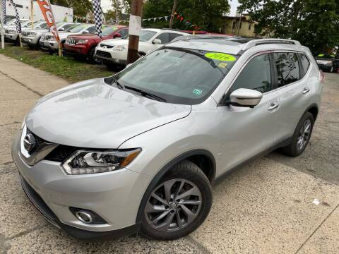 2016 Nissan Rogue for sale at Best Cars R Us in Plainfield NJ