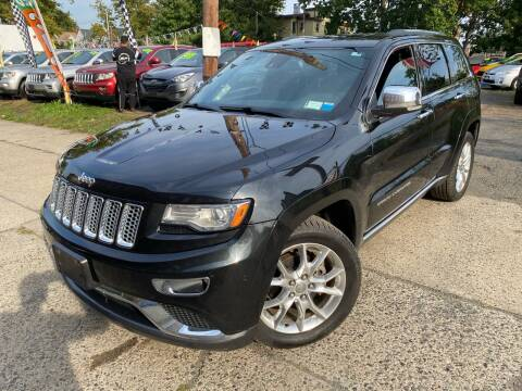 2014 Jeep Grand Cherokee for sale at Best Cars R Us in Plainfield NJ