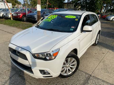2011 Mitsubishi Outlander Sport for sale at Best Cars R Us in Plainfield NJ