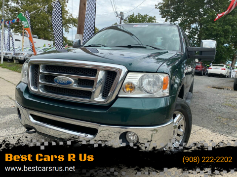 2008 Ford F-150 for sale at Best Cars R Us in Plainfield NJ