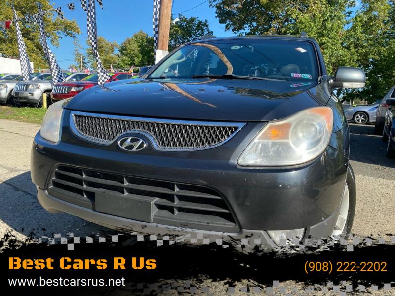 2007 Hyundai Veracruz for sale at Best Cars R Us in Plainfield NJ