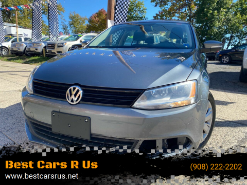 2012 Volkswagen Jetta for sale at Best Cars R Us in Plainfield NJ