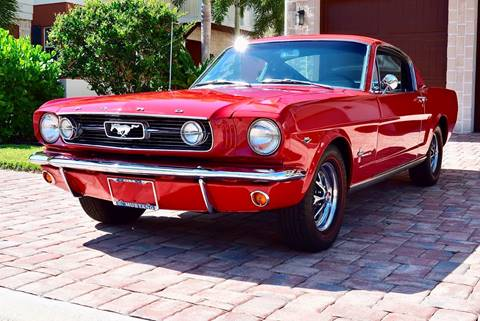 1966 Ford Mustang for sale in Boca Raton, FL