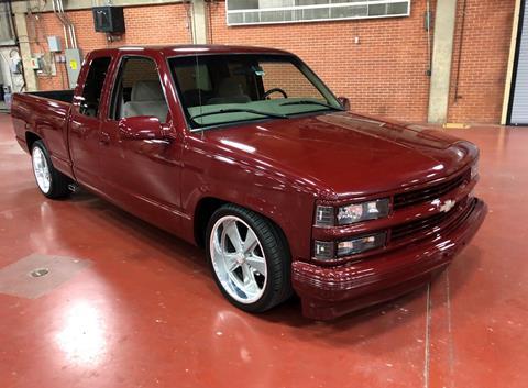 1997 Chevrolet Silverado 1500 for sale in Maple Lake, MN