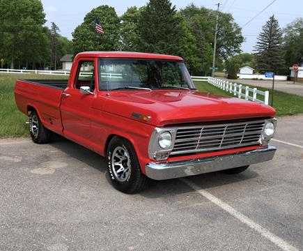 1968 Ford F-100 for sale in Maple Lake, MN