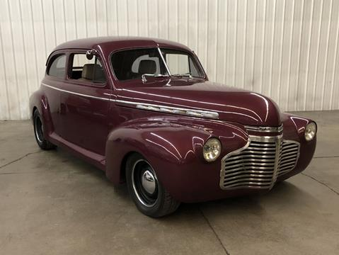 1941 Chevrolet Master Deluxe for sale in Maple Lake, MN