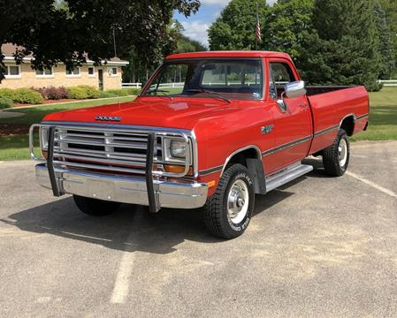 1987 Dodge D150 Pickup for sale in Maple Lake, MN