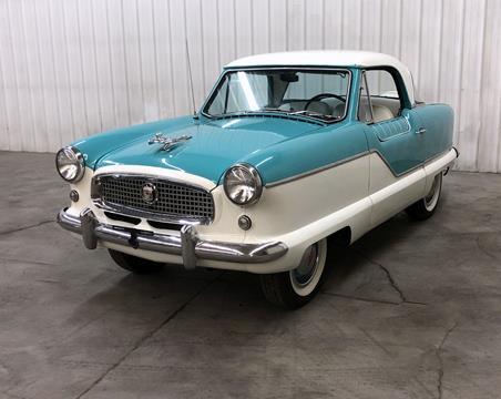 1960 Nash Metropolitan for sale in Maple Lake, MN