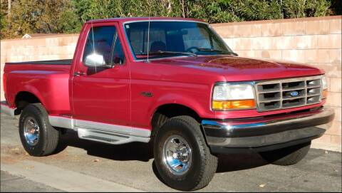 1992 Ford F-150 for sale at Silver Creek Classics LLC in Maple Lake MN