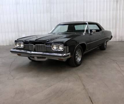 1973 Pontiac Grand Ville for sale at Silver Creek Classics LLC in Maple Lake MN