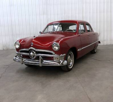 1950 Ford CUSTOM for sale at Silver Creek Classics LLC in Maple Lake MN