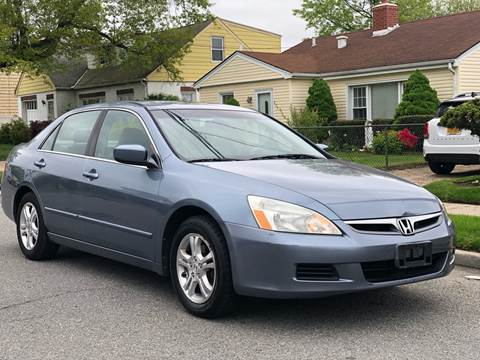 2007 Honda Accord for sale in Lawrence, NY