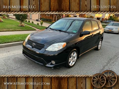 2006 Toyota Matrix for sale at Reis Motors LLC in Lawrence NY