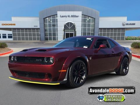 2019 Dodge Challenger for sale in Avondale, AZ