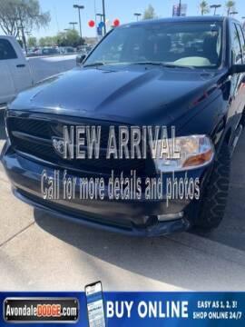 2012 RAM Ram Pickup 1500 ST for sale at Larry H Miller Dodge RAM Avondale in Avondale AZ