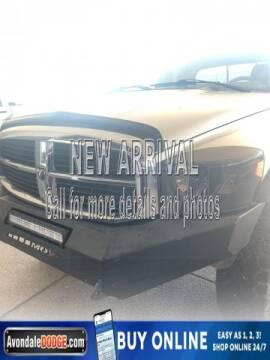 2006 Dodge Ram Pickup 3500 for sale at Larry H Miller Dodge RAM Avondale in Avondale AZ
