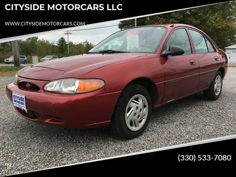 1999 Ford Escort for sale in Canfield, OH