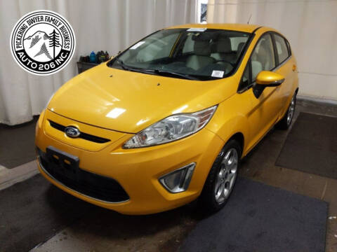 2011 Ford Fiesta for sale in Kent, WA