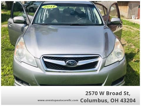 2011 Subaru Legacy for sale in Columbus, OH