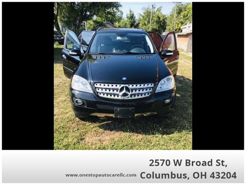2008 Mercedes-Benz M-Class for sale in Columbus, OH